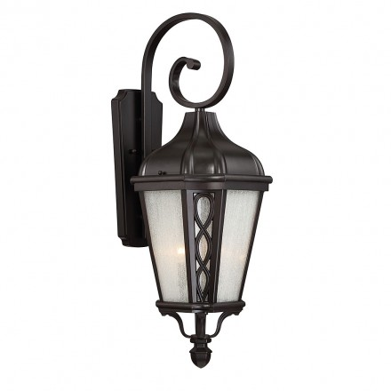 Savoy House Europe Hamilton 2 Light Wall Lantern