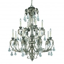 Savoy House Europe Florita 12 Light Chandelier