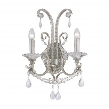 Savoy House Europe Boutique Savoy 2 Light Wall Lamp