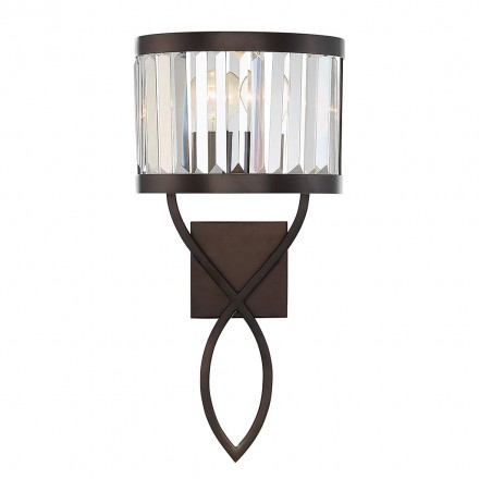 Savoy House Europe Nora 1 Light Sconce