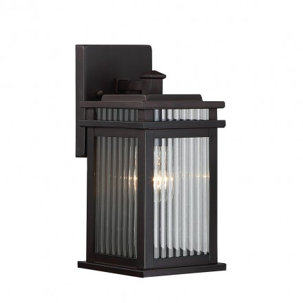 Savoy House Europe Radford 29cm 1 Light Wall Lantern