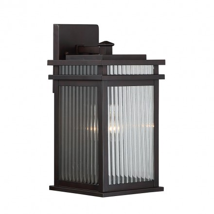 Savoy House Europe Radford 36cm 1 Light Wall Lantern