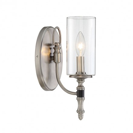 Savoy House Europe Gramercy 1 Light Sconce
