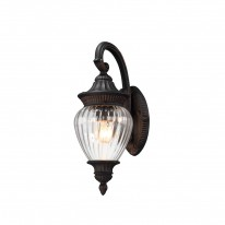 Savoy House Europe Saint Paul 1 Light Wall Lamp