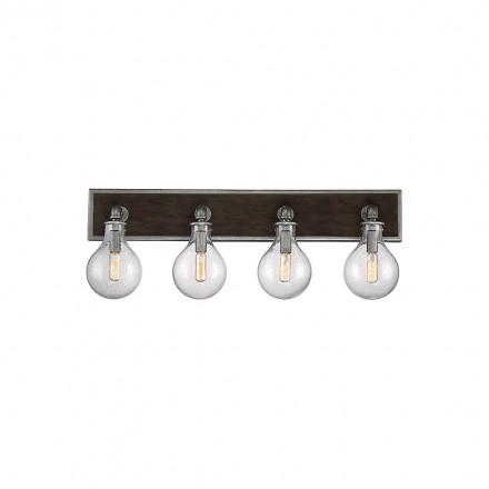 Savoy House Europe Dansk 4 Light Bath Bar