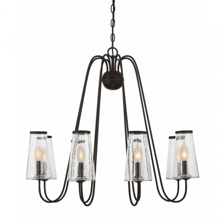 Savoy House Europe Oleander 8 Light Outdoor Chandelier