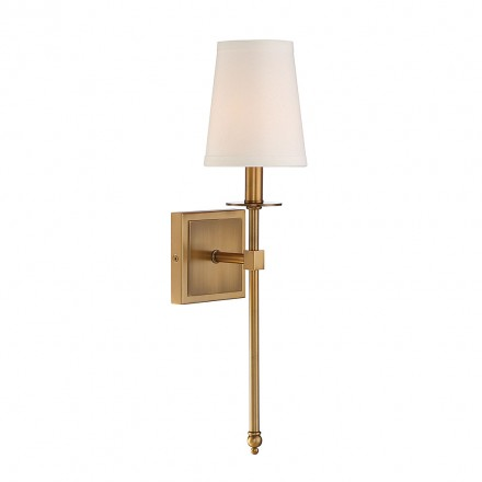 Savoy House Europe Monroe 1 Light Sconce