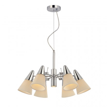 Savoy House Europe Tanger 6 Light Chandelier