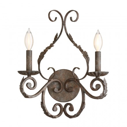 Savoy House Europe Blair 2 Light Sconce