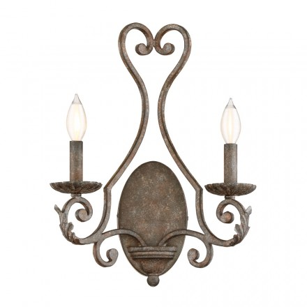 Savoy House Europe Bree 2 Light Sconce