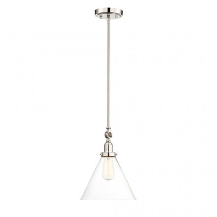 Savoy House Europe Drake 1 Light Pendant
