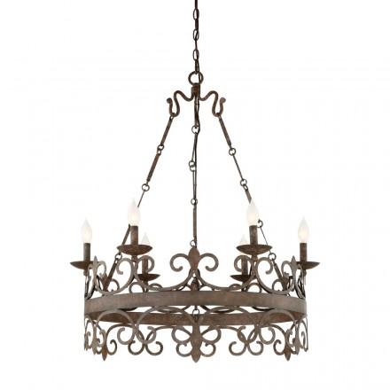 Savoy House Europe Flanders 6 Light Chandelier