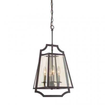 Savoy House Europe Ives 4 Light Foyer Pendant