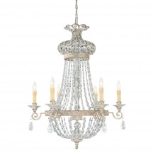 Savoy House Europe Sherezade 6 Light Chandelier