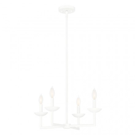 Savoy House Europe Piper 4 Light Chandelier