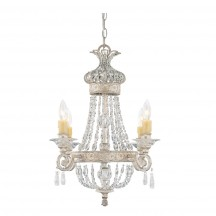 Savoy House Europe Sherezade 4 Light Chandelier