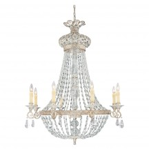 Savoy House Europe Sherezade 8 Light Chandelier
