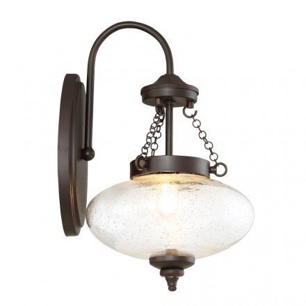 Savoy House Europe Talbott 1 Light Sconce