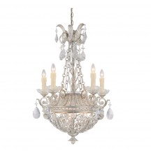 Savoy House Europe Victoria 5 Light Chandelier
