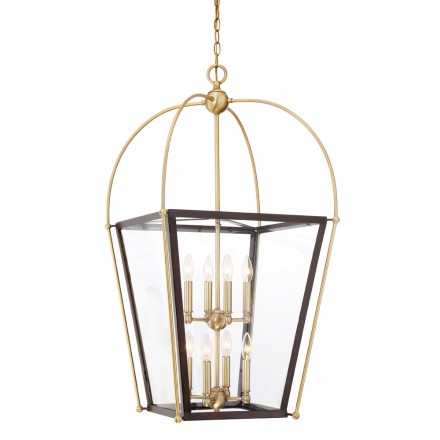 Savoy House Europe Dunbar 8 Light Pendant