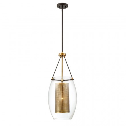 Savoy House Europe Dunbar 1 Light Pendant