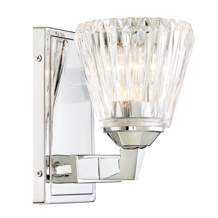 Savoy House Europe Dresden 1 Light Sconce