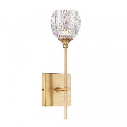 Savoy House Europe Garland 1 Light Sconce