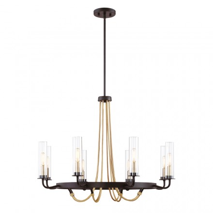 Savoy House Europe Kearney 8 Light Chandelier