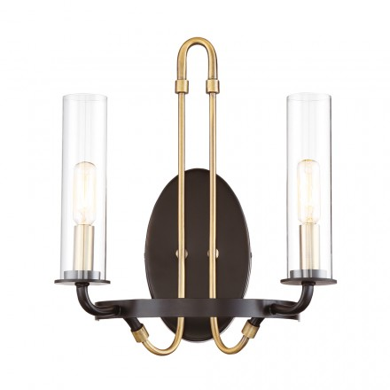 Savoy House Europe Kearney 2 Light Sconce