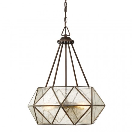 Savoy House Europe Tartan 4 Light Pendant