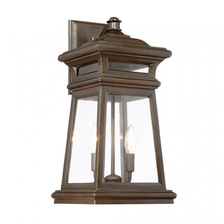 Savoy House Europe Taylor 2 Light Wall Lantern