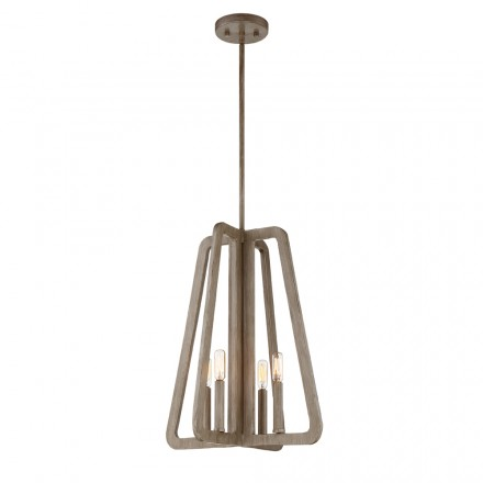 Savoy House Europe Tribute Large 4 Light Pendant