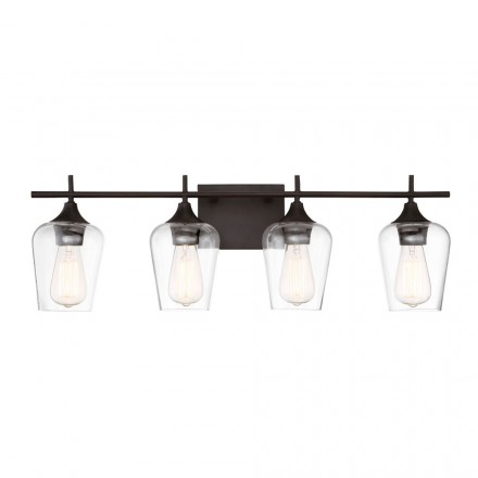 Savoy House Europe Octave 4 Light Bath Bar