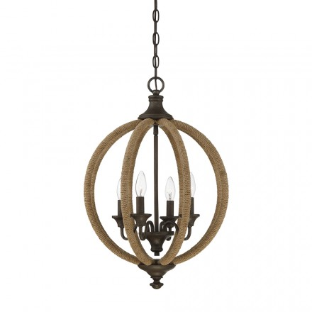 Savoy House Europe Findlay 4 Light Pendant