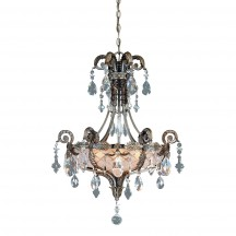 Savoy House Europe Marcello 6 Light Hanging Lamp