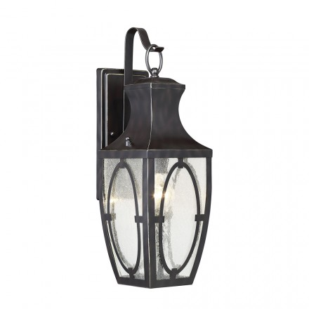 Savoy House Europe Shelton 1 Light Outdoor Wall Lantern