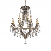 Savoy House Europe Marcello 12 Light Chandelier