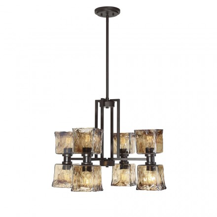 Savoy House Europe Tallin 8 Light Chandelier