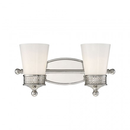 Savoy House Europe Hammond 2 Light Bath Bar