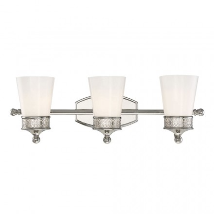 Savoy House Europe Hammond 3 Light Bath Bar