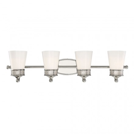 Savoy House Europe Hammond 4 Light Bath Bar