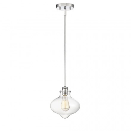 Savoy House Europe Allman 1 Light Mini Pendant