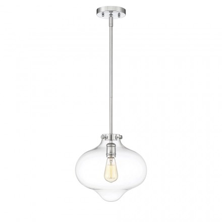 Savoy House Europe Allman 1 Light Pendant