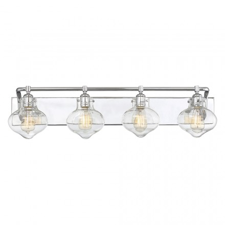 Savoy House Europe Allman 4 Light Bath Bar