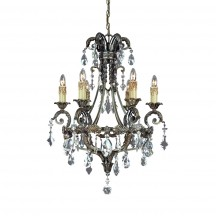 Savoy House Europe Marcello 6 Light Chandelier