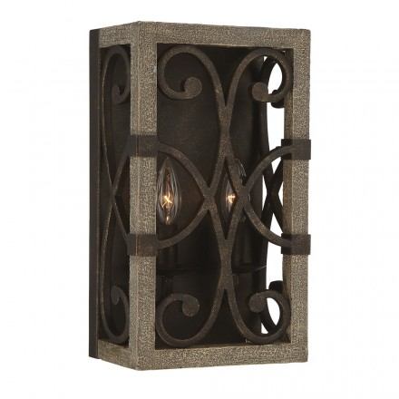 Savoy House Europe Amador 2 Light Sconce