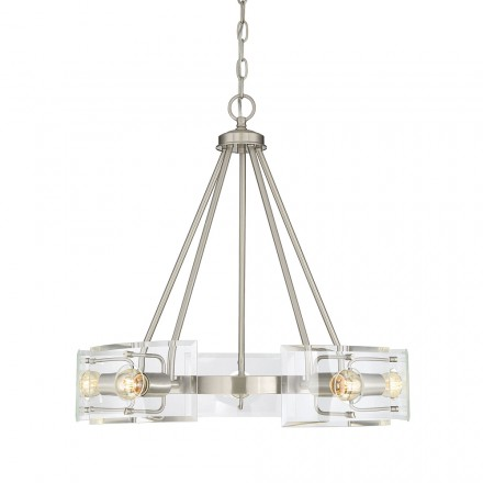 Savoy House Europe Cardella 5 Light Chandelier