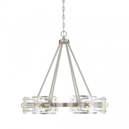 Savoy House Europe Cardella 6 Light Chandelier