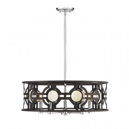 Savoy House Europe Chennal 5 Light Pendant