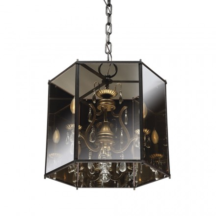 Savoy House Europe Endicott 3 Light Chandelier